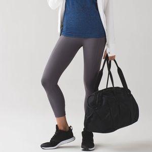 Lululemon grey pants size 2